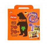 Bear Yoyo multipak mango pure fruit 5x20 gram