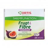 Frugt & Fibre tyggeterning - 24 stk.