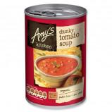 Tomatsuppe med tomat stykker Ø - 400 g