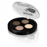 Lavera Mineral Quattro Eyeshadow Cappoccino - 3 gr