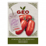 Tomatfrø San Marzano Økologiske - 1 gram