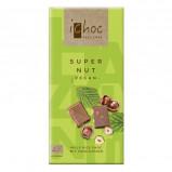 Ichoc super nut vegansk øko chokolade - 80 gram