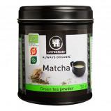 Matcha tea Økologisk fra Urtekram - 50 gram