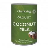 Kokosmælk fra Clearspring Økologisk - 400 ml.