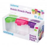 Sistema Opbevaringsboks Knick Knack medium