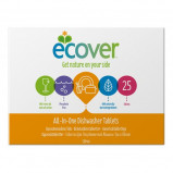 Ecover opvasketabs all in one - 25 tabs