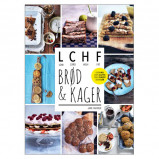 LCHF brød og kager - Bog af Jane fra Madbanditten