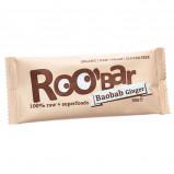 Roobar baobab & ingefær Raw økologisk - 30 gram