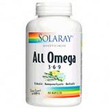 All Omega 3-6-9 - 90 kapsler