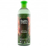 Faith In Nature Shampo aloe vera - 250 ml.