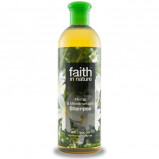 Faith In Nature Shampo hamp-enggrapgræs - 250 ml.