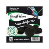 Lakridshjerter Glutenfri - 90 gram