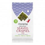 Seaveg Crispies Tangchips Chili Øko - 5 gram