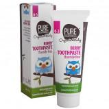 Berry tandpasta Pure Beginnings 0-3 år - 75 ml.