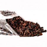 Cacao nibs Raw med chokolade Øko - 75 gram