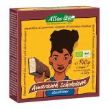 Amaranth bar mørk chokolade Økologisk - 5x28 gram