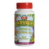 DinoSaurs Echinacea tygge børn - 30 tabletter
