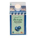Aroniasaft økologisk fra Svane - 500 ml.