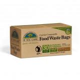 Affaldsposer komposterbare 11,4 liter - 30 stk