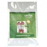 Detox fodplastre fra Arvids - 2 stk.