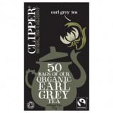 Clipper Earl Grey the økologisk - 50 breve