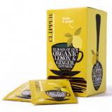 Clipper citron & ingefær økologisk te - 25 breve