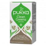 Pukka Clean Greens Økologisk - 120 gram