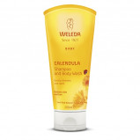 Weleda Calendula Baby Shampoo & BodyWash - 200 ml.