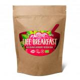 Lifefood Life Breakfast Macadamia & Hindbær Ø (240 g)