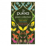 Green Collection Pukka te - 20 breve