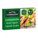Grøntsatsbouillion Økologisk - 8x10 gram
