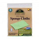 Spongecloth svampeklud - 5 stk.