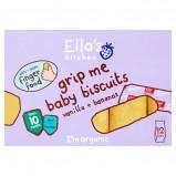 Babykiks vanilje & banan Ellas Kitchen Øko 108 gr