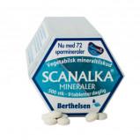 Scanalka Mineraler Berthelsen - 500 tabletter