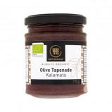 Oliven tapenade kalamata øko fra Urtekram - 190 gr