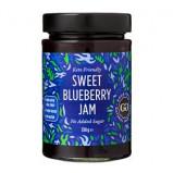 Blåbærmarmelade med stevia - 330 g