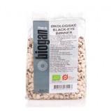 Sortøjede bønner økologiske fra Biogan - 400 gram