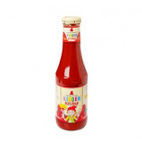 Børneketchup sukkerfri og økologisk - 500 ml.