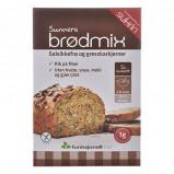 Lowcarb brødmix glutenfri - 275 gr