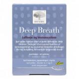 Deep Breath tabletter fra New Nordic - 60 stk.