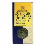 Citron timian fra Sonnentor Øko - 20 gram