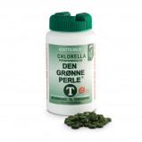Chlorella den grønne perle - 640 tabletter