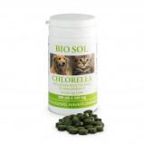 Bio Sol Chlorella til veterinært brug - 500 tabl.