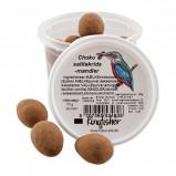 Choko-saltlakrids mandler økologiske - 70 gram