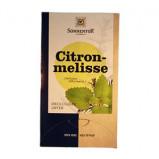 Citronmelisse tebreve fra Sonnentor Øko - 20 gram