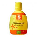 Citronsaft Økologisk - 125 ml.