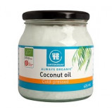 Kokosolie koldpresset Økologisk - 450 ml