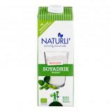 Sojadrik sukkerfri Naturli Økologisk - 1 liter