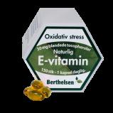E-vitamin - 150 kapsler