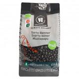 Sorte bønner økologiske fra Urtekram - 300 gram